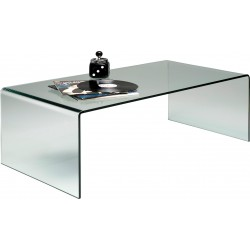 Mesa de Centro Clear Club Basic 120x60cm