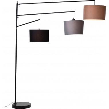 Lampadaire Lemming Tre Kare Design