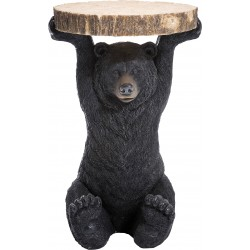Mesa de Apoio Animal Bear Ø40cm