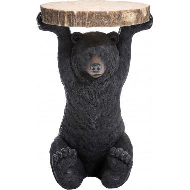 Mesa de Apoio Animal Bear Ø40cm