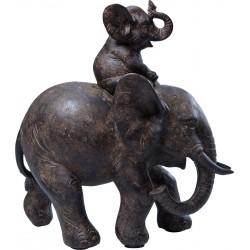 Peça Decorativa Elefant Dumbo Uno-31361 (2)