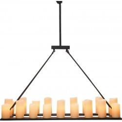 Candeeiro de Tecto Candle Light 20 Lampadas