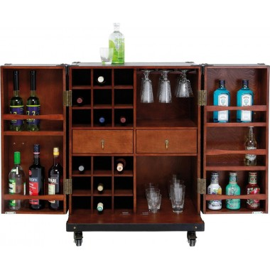 Bar Coffre Colonial  Kare Design