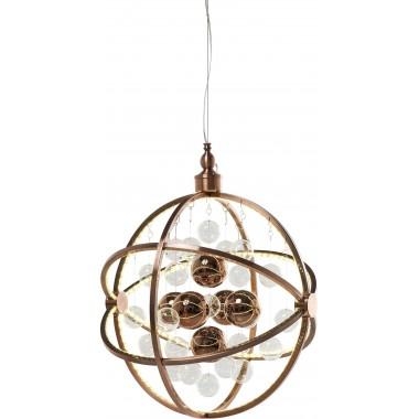 Candeeiro de Tecto Universum Copper LED