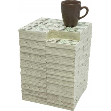 Tabouret Dollar Kare Design