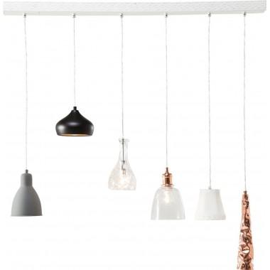 Candeeiro de Tecto Shades Dining 6 lampadas