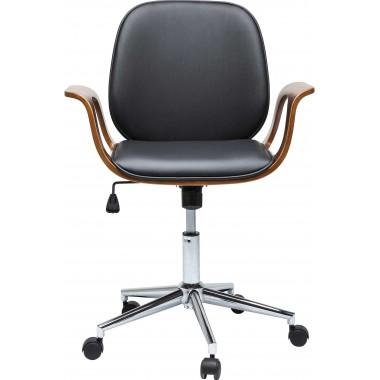 Cadeira de Escritório Patron Walnut