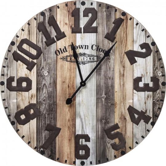 Relógio de Parede Old Town
