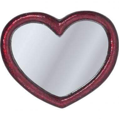 Espelho Mosaik Heart 100x123cm