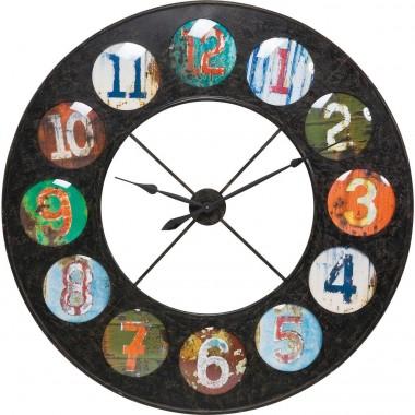 Relógio de Parede Vintage Colore Ø119