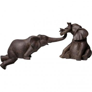 Peça Decorativa Elefant Zirkus (conj.2)