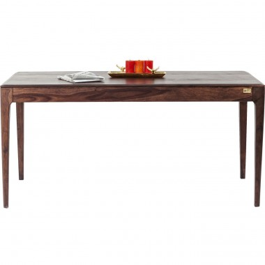 Table Brooklyn walnut 200x100 cm Kare Design