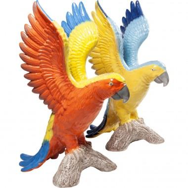 Peça Decorativa Parrot Duo sortido