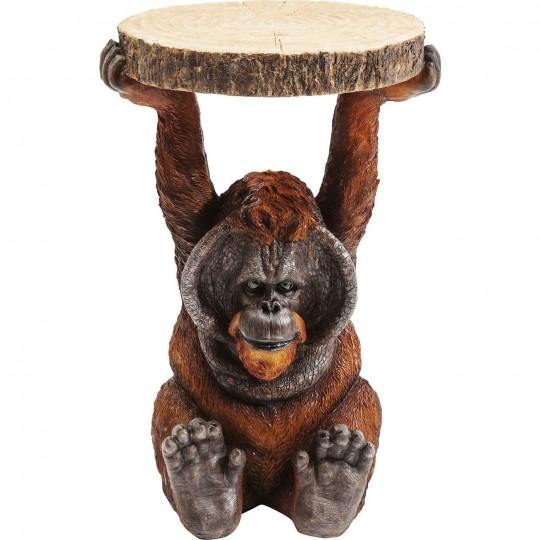 Mesa de Apoio Animal Orang Utan 35x33cm-82356 (9)