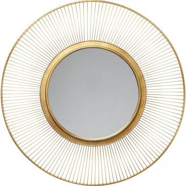 Espelho Sun Storm Gold Ø93cm-82063 (9)