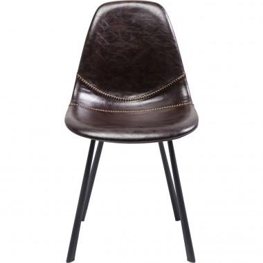 Cadeira Lounge Castanha