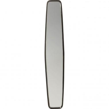 Espelho Clip Preto 177x32cm