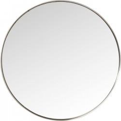 Espelho Curve Round Aço Inoxidável Ø100cm