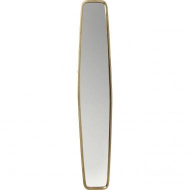 Espelho Clip Brass 177x32cm