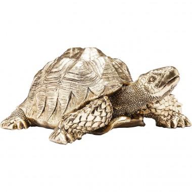 Peça Decorativa Turtle Gold Small