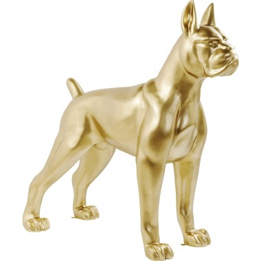 Peça Decorativa Toto XL Gold