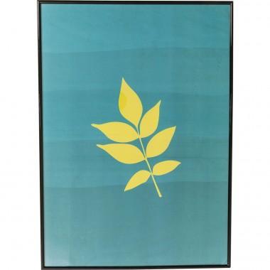 Tableau Frame Leaf 71x51cm Kare Design