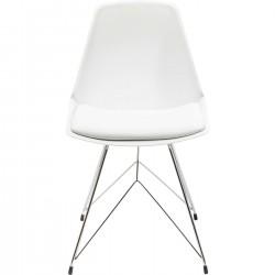 Cadeira Wire Branca