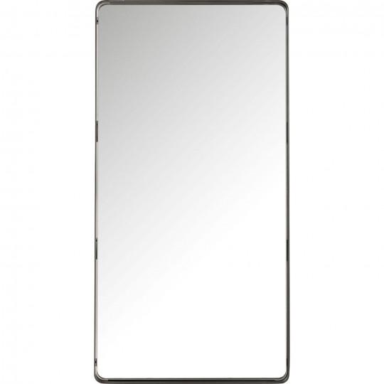 Espelho Ombra Soft Preto 120x60cm