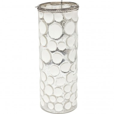 Porta velas Polar Circles 22cm