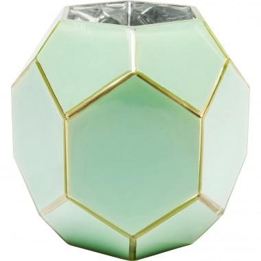 Vaso Art Pastel Verde