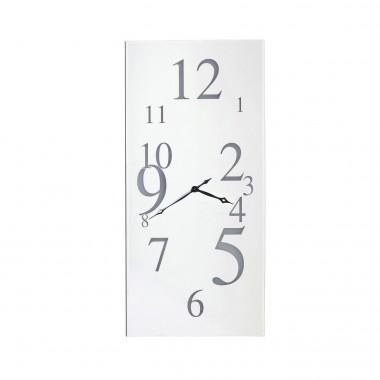 Relógio de Parede Wonderland LED Rectangular 160x80cm