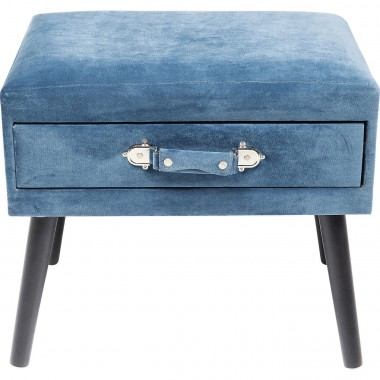 Banco Drawer Azul