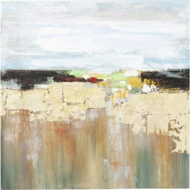 Tela Acrílica Abstract Landscape 120x120cm-60777 (5)