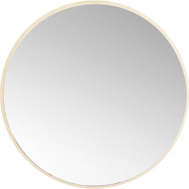 Espelho Jetset Dourado Ø73cm