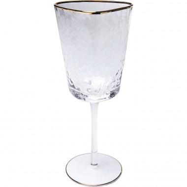 Copo de vinho tinto Hommage