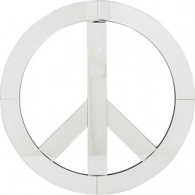 Decoração de Parede Espelho Peace Big