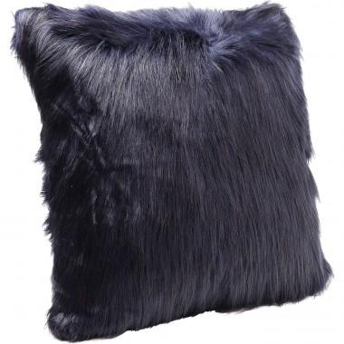 Almofada Ontario Fur Azul 60x60cm