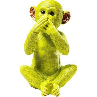 Mealheiro Monkey Iwazaru Lime