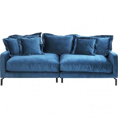 Sofá Lullaby 2 lug. Azul