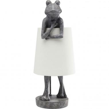 Candeeiro de Mesa Animal Frog Cinzento-61600 (5)