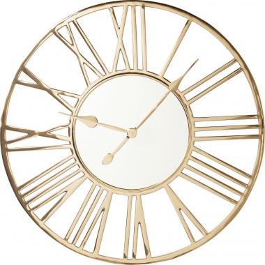 Relógio de Parede Giant Gold Ø80cm
