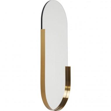 Espelho Hipster Oval 114x50cm