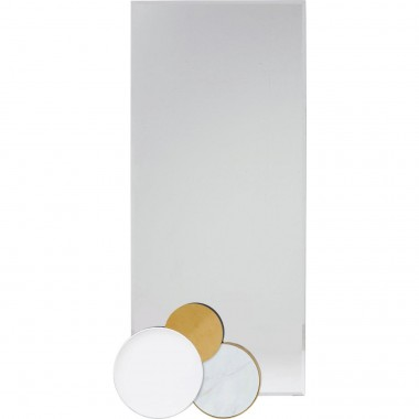 Espelho Miami Loft Circles 180x85cm