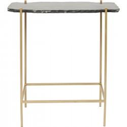 Mesa de bar Piedra Preta 60x30cm
