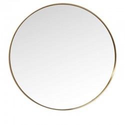 Espelho Curve Round Brass Ø100cm-82718 (9)