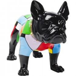 Peça Decorativa Bulldog Colore