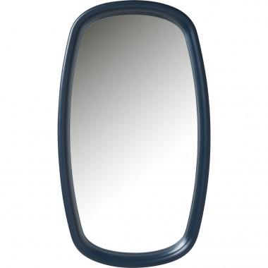 Espelho Salto Azul 110x44cm