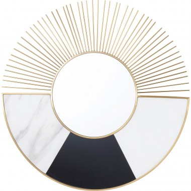 Espelho Hipster Beam Ø102cm