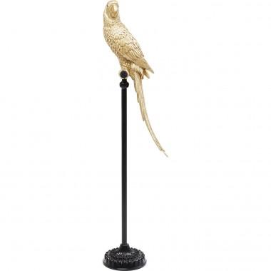 Peça Decorativa Parrot Gold