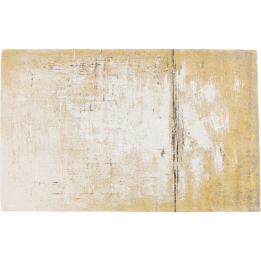 Tapis Abstract jaune 240x170cm Kare Design